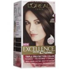 Loreal Excellence Creme Color - Darkest Brown 3