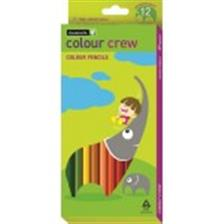 Classmate Colour Pencils - 12 Shades , 175 mm Length