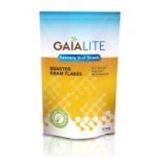 Gaia Diet Snack - Roasted Gram Flakes , 150GM