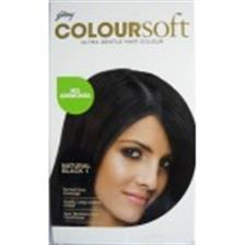 Godrej Colour Soft - Natural Black 1