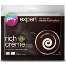 Godrej Expert Hair Creme - Black Brown