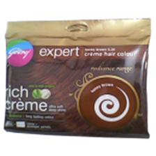 Godrej Expert Hair Creme - Honey Brown